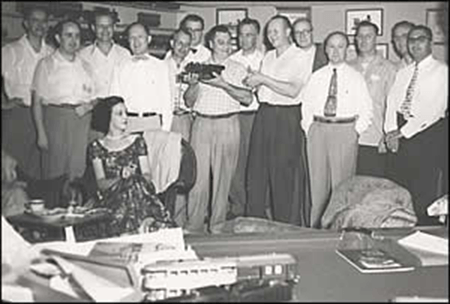 TCA's First Meeting, June, 1954